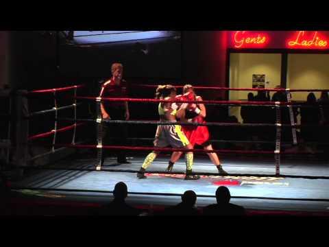 Liza Amaya  Boxing  1st Part