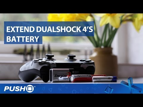 How to Extend Your DualShock 4's Battery Life | Prif PowerPak 1 Review | PS4