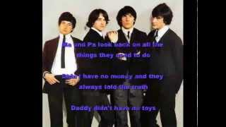 The Kinks - Where Have All The Good Times Gone - lyrics