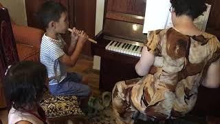 Уроки музыки по методике Железновых для самых маленьких