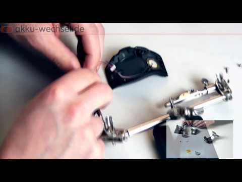How to replace Garmin Forerunner 405 Battery by akku-wechsel.de / 405CX / 410