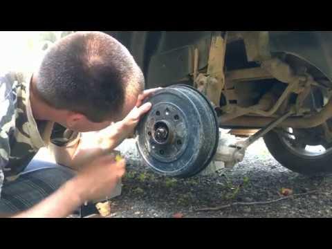 Как отрегулировать ручник на рено дастер