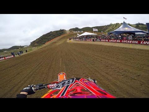 GoPro: Jessy Nelson Moto 1 - Glen Helen MX Lucas Oil Pro Motocross Championship 2015