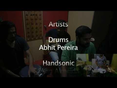 Jamming session by Seon, Abhit, Graham n Krupesh