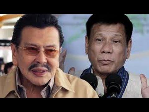 """Joseph Estrada: """"Kung hindi pa si PRRD ang naging Presidente, narco-state na tayo"""""""