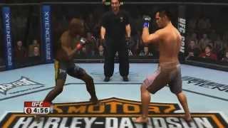 [PS3] UFC Undisputed 2009 (1080p)