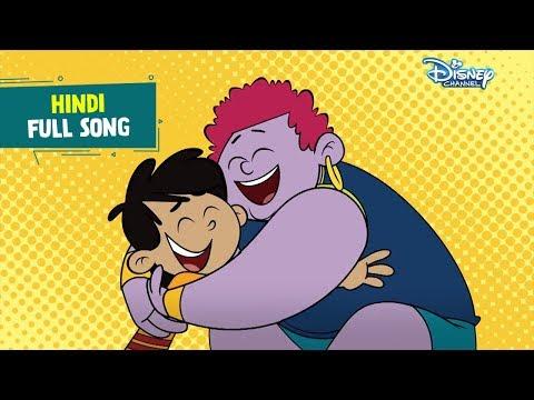 Oye Golu Song | Hindi | Disney India