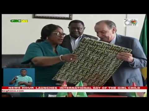 Brazilian Foreign Minister visits Ghana