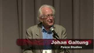 Johan Galtung Russell Tribunal on Palestine - New York