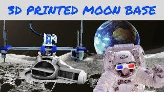 Moon Village: The European Space Agency
