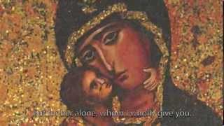 Sir John Tavener: Mother of God, here I stand - Exultate Singers