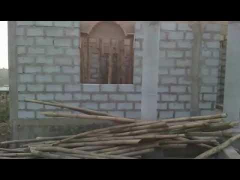 Building In Ghana Myself-9