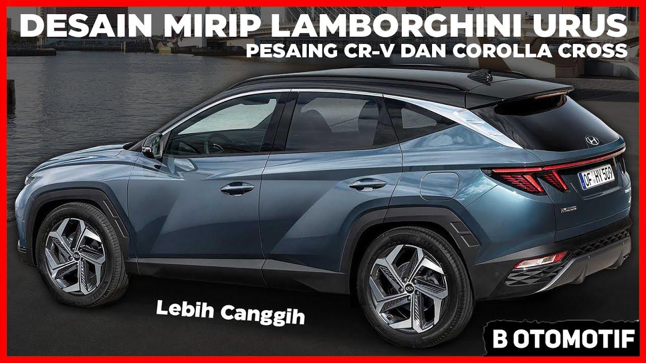 Pesaing HR-V dan Corolla Cross, Ini dia Medium SUV dari Hyundai yang Futuristik dan Ganteng Banget !