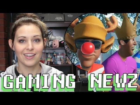 Holiday Updates for Everyone!    GAMING NEWZ