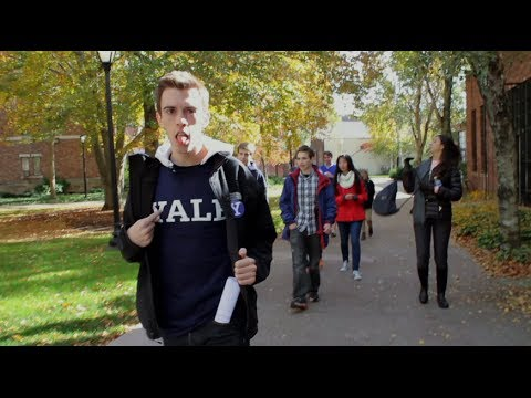 Harvard Tours Yale: The Game 2013
