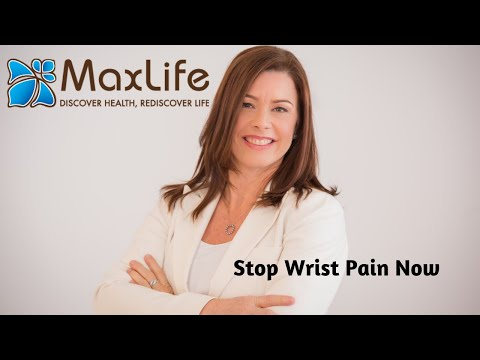 Chiropractor Madison NJ How to Stop Wrist Pain Now