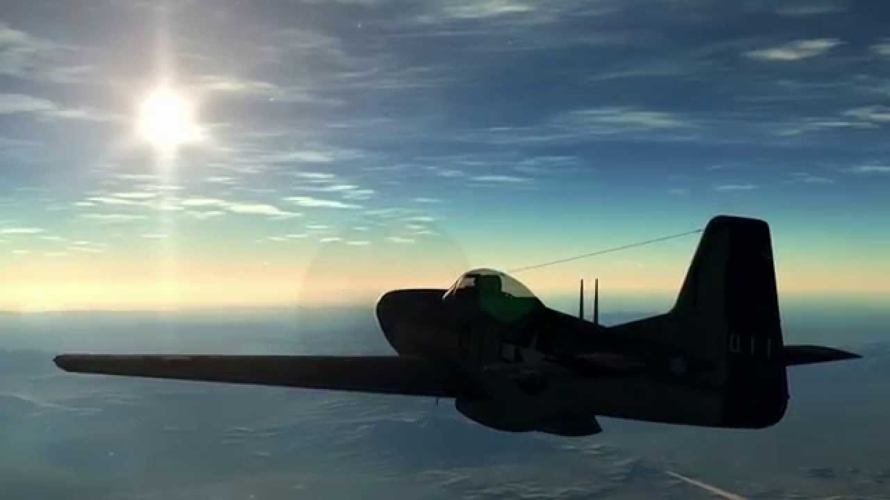 DCS World 2 - WWII Air Combat Preview