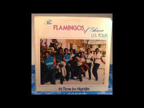 The Flamingos - Little Dove Afro Funk African Disco Ghana