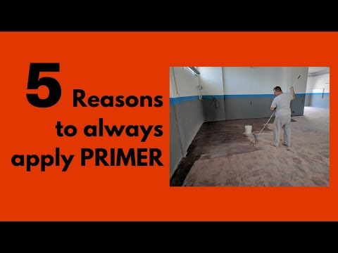 Epoxy Primer - 5 Good Reasons (Why you should Apply)