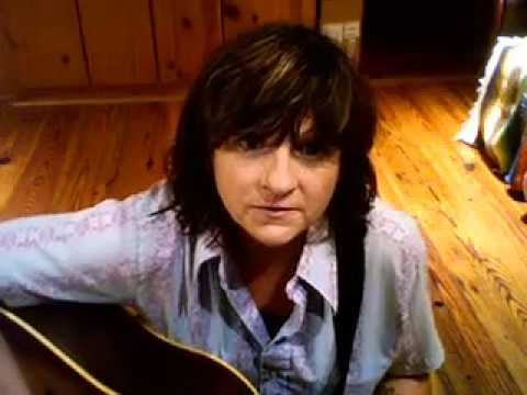 Amy Ray acoustic version of SLC Radio