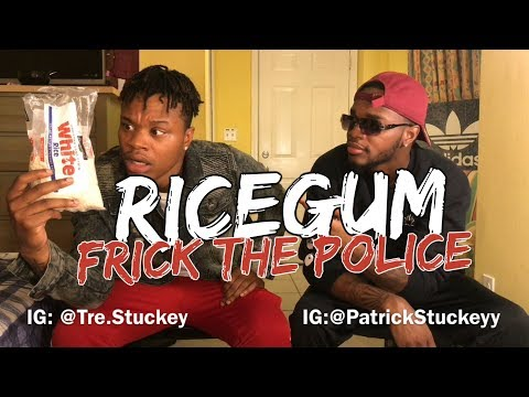 RiceGum - Frick Da Police (Official Music Video) - REACTION