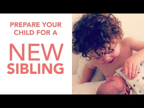 LoveParenting: How to prepare your child for a new baby
