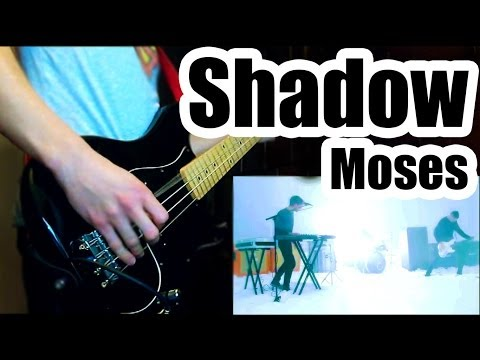 Bring Me The Horizon - Shadow Moses ( BASS COVER ) + GP5 Tabs !!!