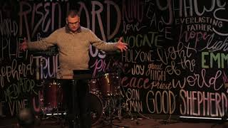 "3.8.20 ""Spiritual Pt. 1"" Pastor Mark Posthuma"