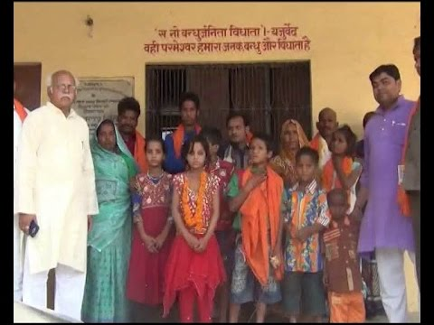 Over twenty Muslims converted to Hinduism in Faizabad