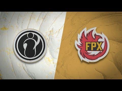 Invictus Gaming vs FunPlus Phoenix vod