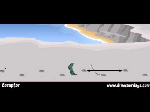 EORAPTOR - the triassic period