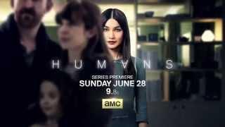 Люди / Humans - Трейлер сериала