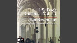 """Corus """"Lobet Gott in seinen Reichen""""BWV 11 1.: Aria (Alto) : """" Ach, bleibe doch, mein liebstes..."""