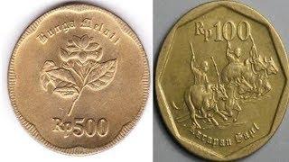 Masih Simpan Uang Ini ? BERUNTUNG jika masih punya, Ternyata Uang ini Sekarang...
