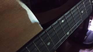 Nơi anh về - Binz - cover guitar Nghia Tran