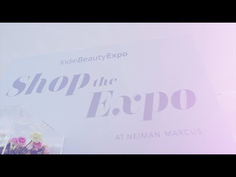 Indie Beauty Expo and Neiman Marcus — Fashion Island 2018