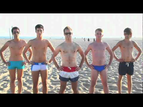 California Gays Music Video To Katy Perry California Gurls Parody