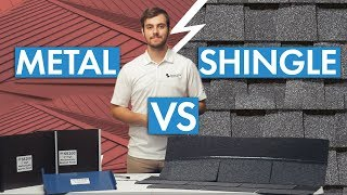 Metal Roofing Vs. Shingle Roofing