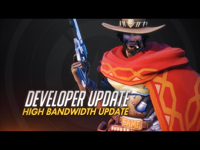 Overwatch gets 'high bandwidth' patch for PC, not PS4 and