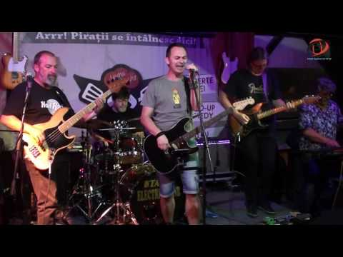 Electric Band Sibiu la Barba Neagra