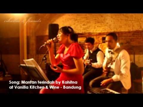 Mantan terindah (Kahitna) - Cikallia music