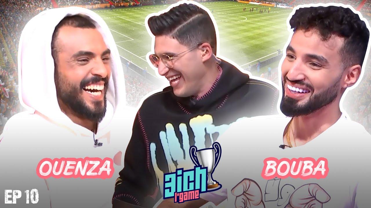 3ICH L'GAME S2 - Épisode 10 - OUENZA VS BOUBA / Portrait CAPELLA