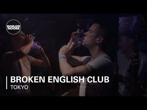Broken English Club | Boiler Room Tokyo