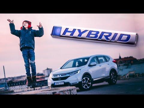 Here's WHY The 2019 Honda CR-V Hybrid Is A BRILLIANT SUV!