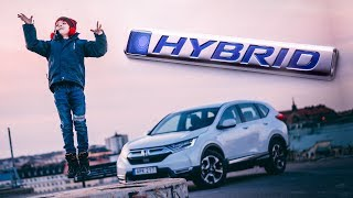 Here's Why The Honda Cr-v Hybrid Is A Brilliant Suv!