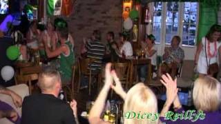 Paddys Day 2011 at Dicey Reillys Irish Bar Part 2