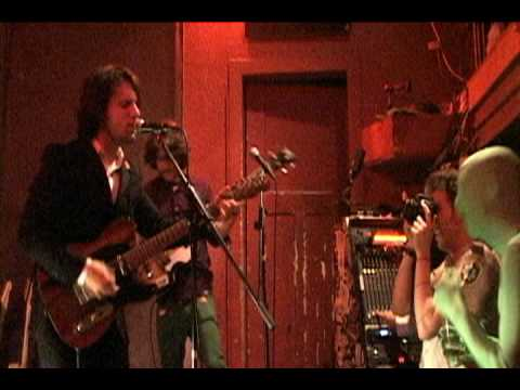 """The Stone Foxes - """"Black Rolling Thunder"""""""
