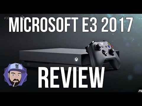 I Want an Xbox One S, not Xbox One X - Microsoft E3 2017 Review   RGT 85