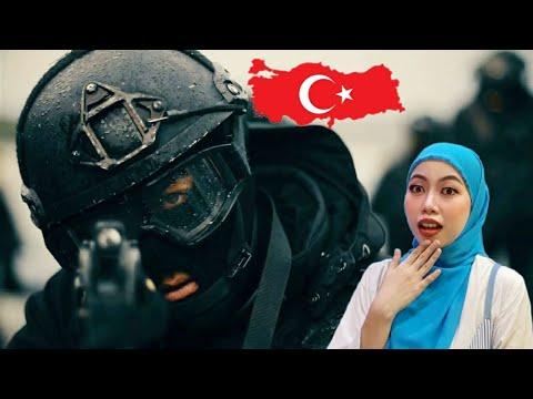 Nefes Kesen Jöak Timleri Jandarma Özel Asayiş Komutanlığı   Indonesian Reaction