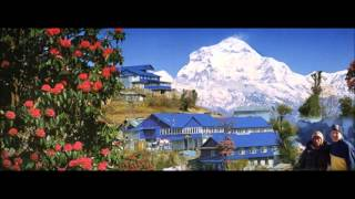 Dhaulagiri Hawa Chalio Siriri Song  RamChandra Kafle  Photo Kobang Mustang